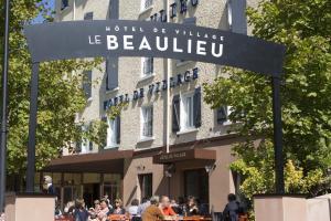 Hotel Beaulieu Charbonnières les Bains