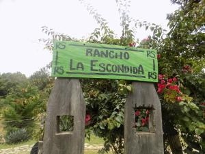 Rancho Hostal La Escondida Eco Park
