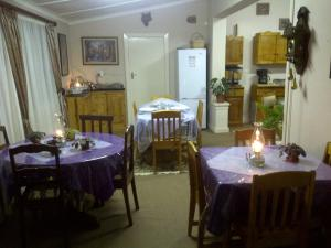 Guest House Gecko Lavender