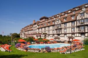 Hotel du Golf Barrière Saint-Arnoult