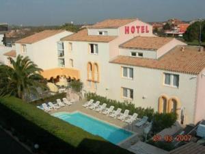 Hotel Azur Le Cap d'Agde