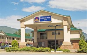 Best Western Salmon Arm Inn Salmon Arm