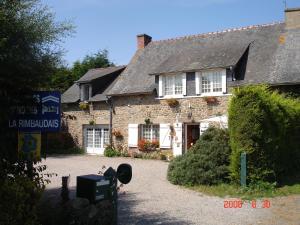 Chambres d'hotes La Rimbaudais Saint-Méloir des Ondes