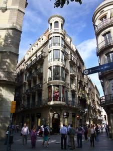 Apartaments Sant Jordi Santa Anna 2 Barcelone