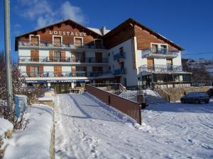 Hotel L'Oustalet Font Romeu Odeillo Via