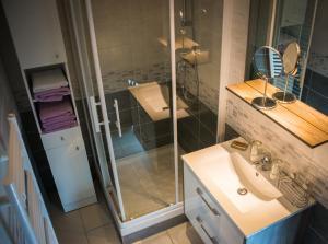 حمام في Le Nid De La Loire