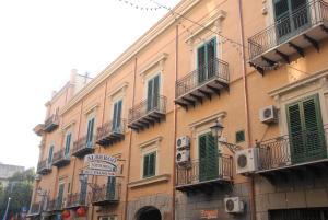 Hotel Vittoria Palerme