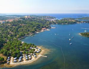 Camping Orsera - Kroatien
