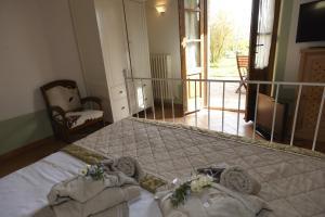 B&B L\'orto Delle Terme, Bed & Breakfast Bagno Vignoni