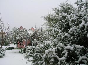 Apart Los Antiguos durante el invierno