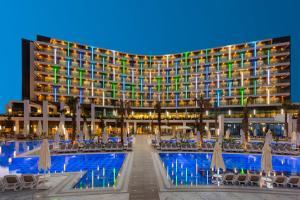 Barut Hotel Lara Spa Amp