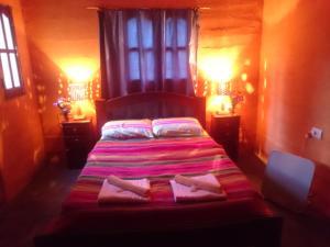 Una habitación de La Nochera