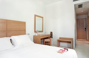غرفة في Aphrodite Hotel & Suites