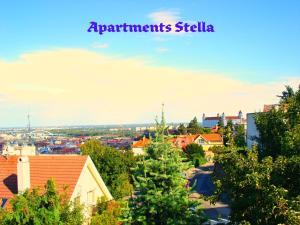 Stella apartment above the Castle Bratislava