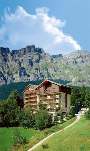 Hotel Alfa Superieur Loèche les Bains