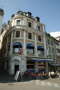 Hotel Stadthof Bâle