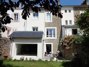 Chambres d'hotes B&B Maison Angélus Saint-Malo