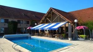 Hotel Kyriad Bergerac Saint-Laurent des Vignes