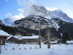 Chalet Wättertanna בחורף