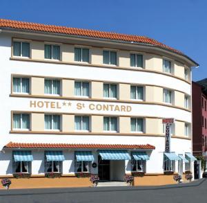 Hotel Saint-Contard Lourdes