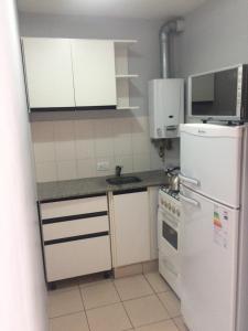 A cozinha ou cozinha compacta de Varadero II
