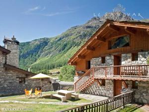 Chalet Athénaïse Val d'Isère