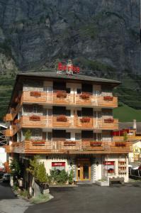 Hotel Derby B&B Swiss Flair Loèche les Bains