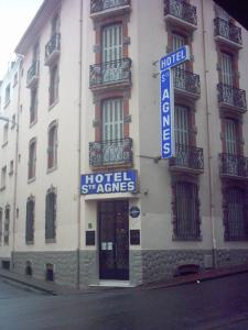 Hotel Sainte-Agnès Lourdes