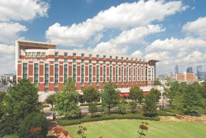 Embassy Suites Atlanta - at Centennial Olympic Park Atlanta