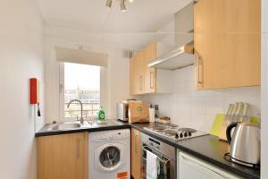 מטבח או מטבחון ב-Camden Serviced Apartments