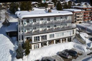Hotel Alpina Davos