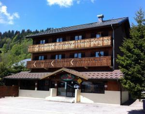Hotel Le Boomerang Les Gets