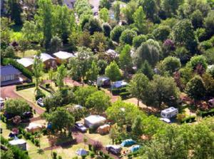Camping La Clé des Champs Saint-Nectaire