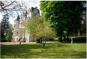 Chambres d'hotes Château Bouvet Ladubay Saumur
