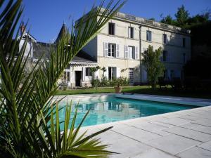 Chambre d'hôtes La Lucasserie Saumur