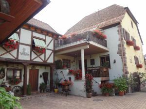 Hotel La Bergerie Beblenheim