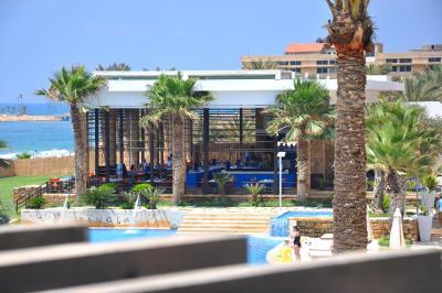 Warwick Pangea Resort Jiyeh Lebanon