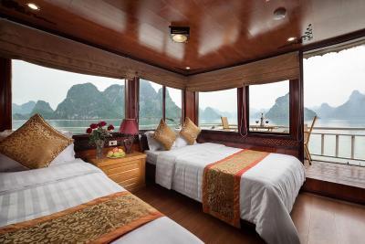 Halong Golden Bay Legend Cruise