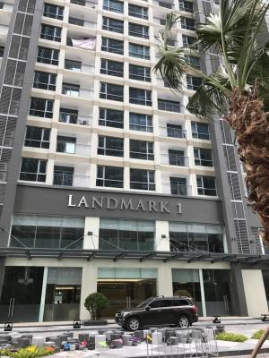 Vinhomes Luxury Condo - Landmark 1 - 12B06