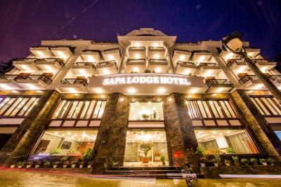 Sapa Lodge New Hotel
