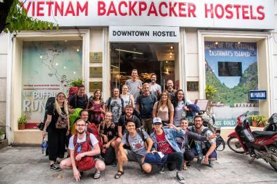 Vietnam Backpacker Hostels - Downtown
