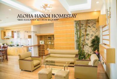 Aloha Hanoi Homestay