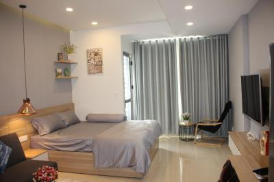 The Apartment near Bui Vien Street nice view
