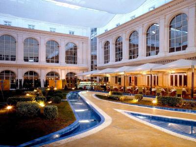 Hotel Silken Al Andalus Palace Seville Spain Booking Com