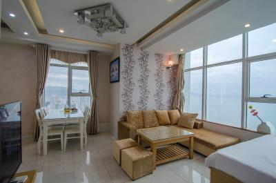 Quyen Nha Trang Apartment's 28th floor - One Bedroom Apartment