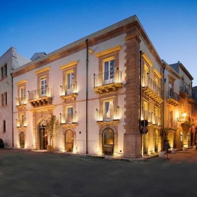 Hotel algila ortigia charme siracusa italy for Ortigia siracusa hotel