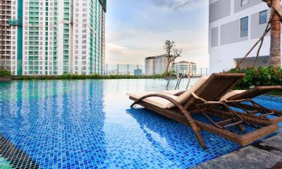 M'Homme Elegant Apartment Saigon - Rivergate