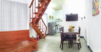 La Jasmin home away from Home, 2BR house, Live like local
