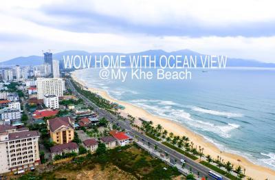 Wow Home With Ocean View - My Khe Beach