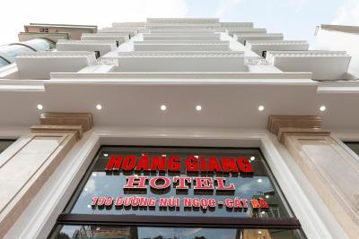 Hoàng Giang Catba Hotel